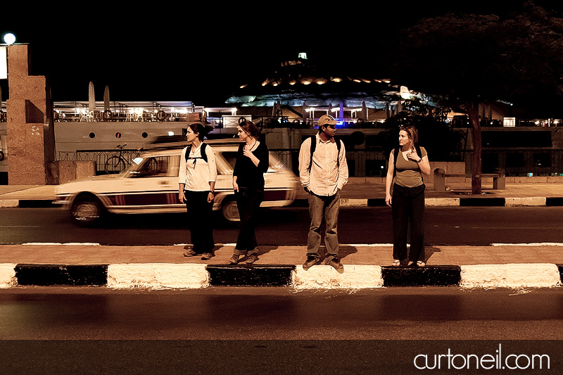 Street Crossing - Aswan, Egypt - Picture of the Day