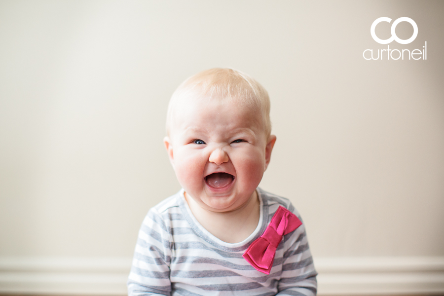 Sault Ste Marie Baby Photography - Payton at 7 months - sneak peek