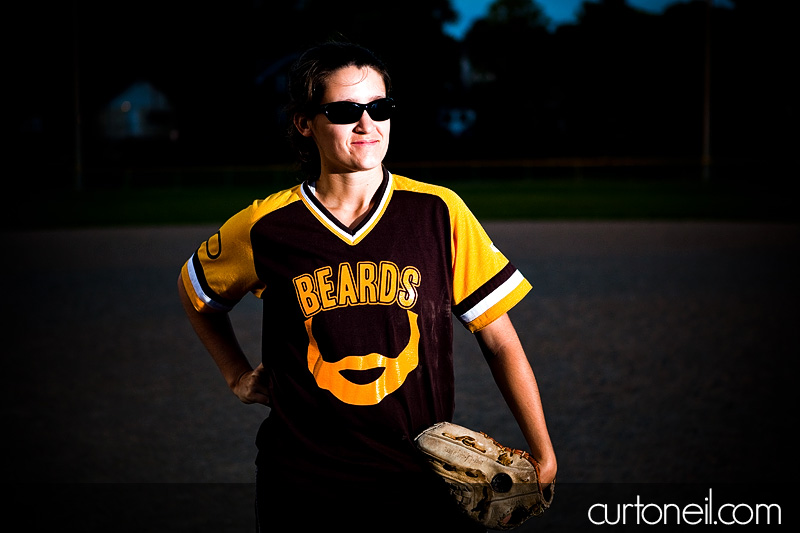 Curt O'Neil Photo Beards - Jerseys - Beards Slo-Pitch