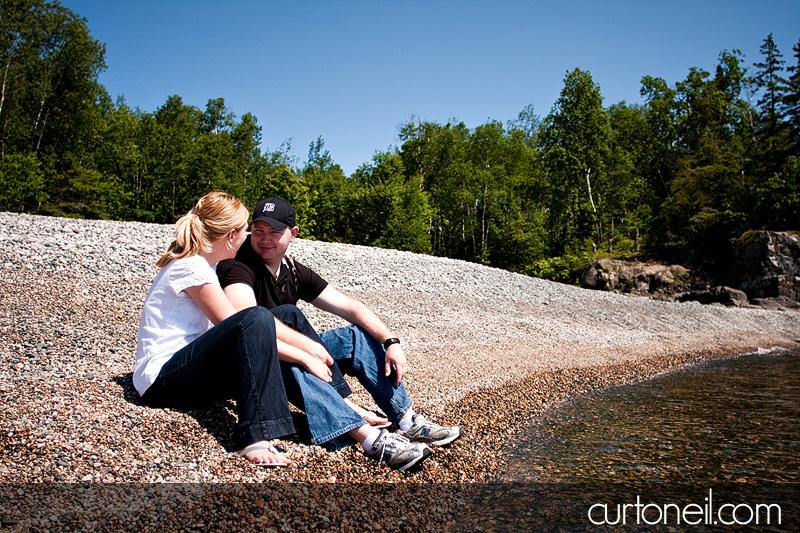 Elaine and Jason Engagement Shoot - Curt O