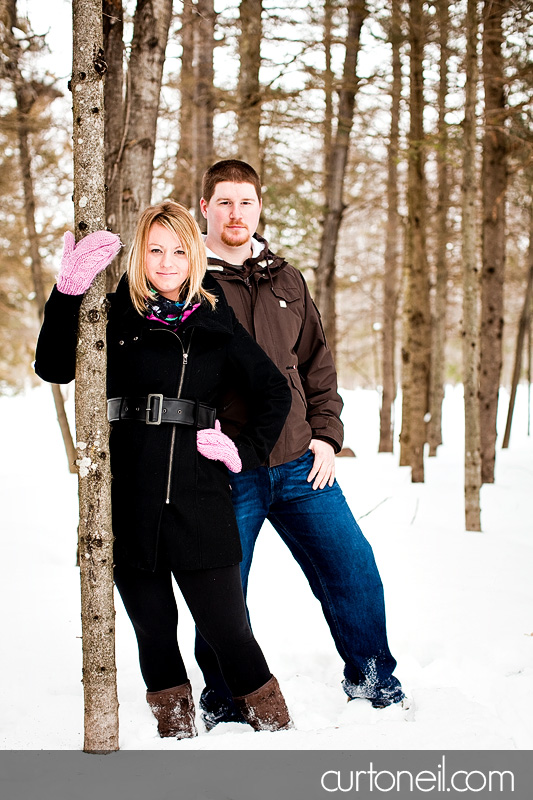 Sault Ste Marie Engagement Photos - Amanda and Chris - Sneak peek