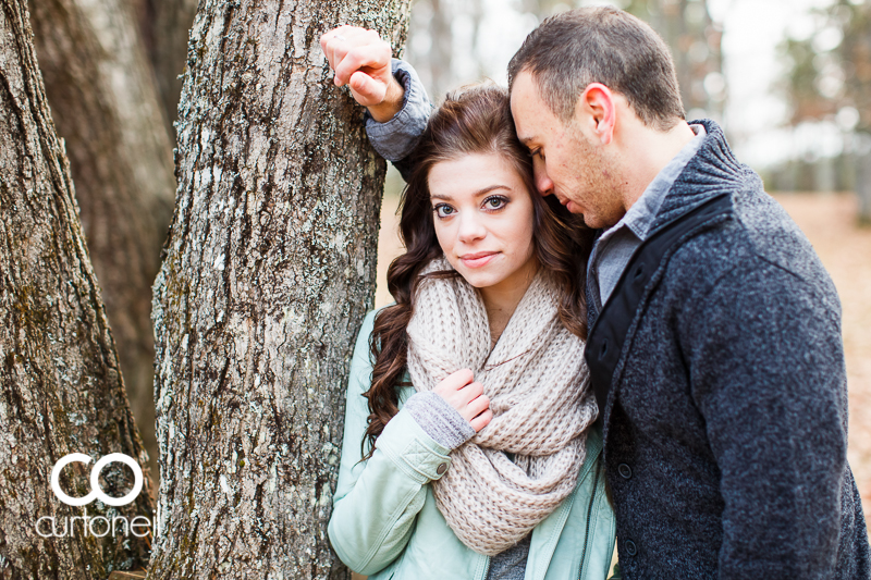 Sault Ste Marie Engagement Photography - Amanda and Frank - sneak peek at Hiawatha Highlands