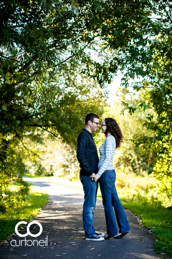 Sault Ste Marie Engagement Photography - Maria and Chris - Bellevue Park, summer, engagement, Porter