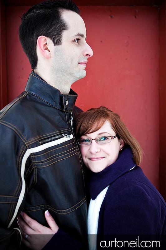 Engagement Shoot - Nikki and Jason