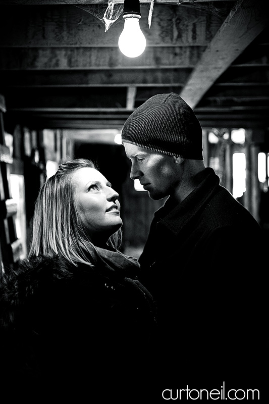Sault Ste Marie Engagement Photography - Steph and Deryl - Sneak peek