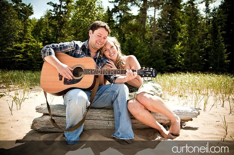 Engagement Shoot - Rachel and Ryan - Curt O