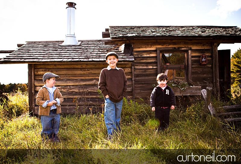 Sault Ste Marie Family Photography - Berry Family sneak peek