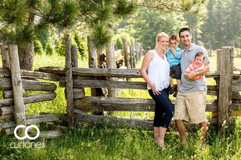 Sault Ste Marie Family Photography - Chiarot Family - sneak peek, summer, Mockingbird Hill Farm