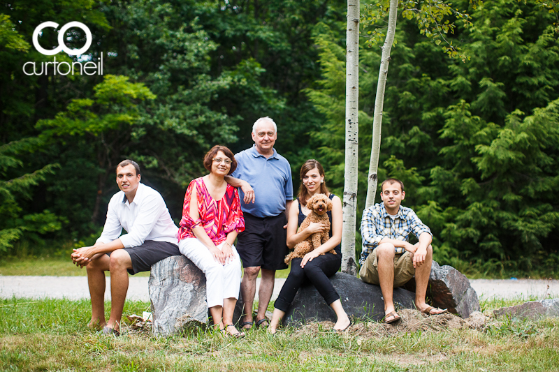 Sault Ste Marie Family Photography - Hales Family - sneak peek, Hiawatha Highlands