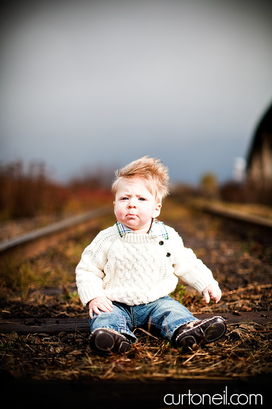Sault Ste Marie Family Photography - Langis Family featuring Cooper - sneak peek