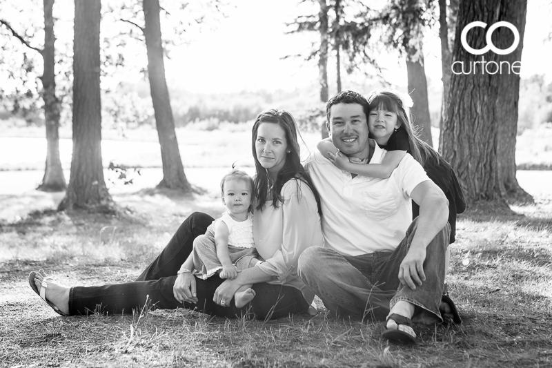 Sault Ste Marie Family Photography - Mah Family - sneak peek, Bell's Point