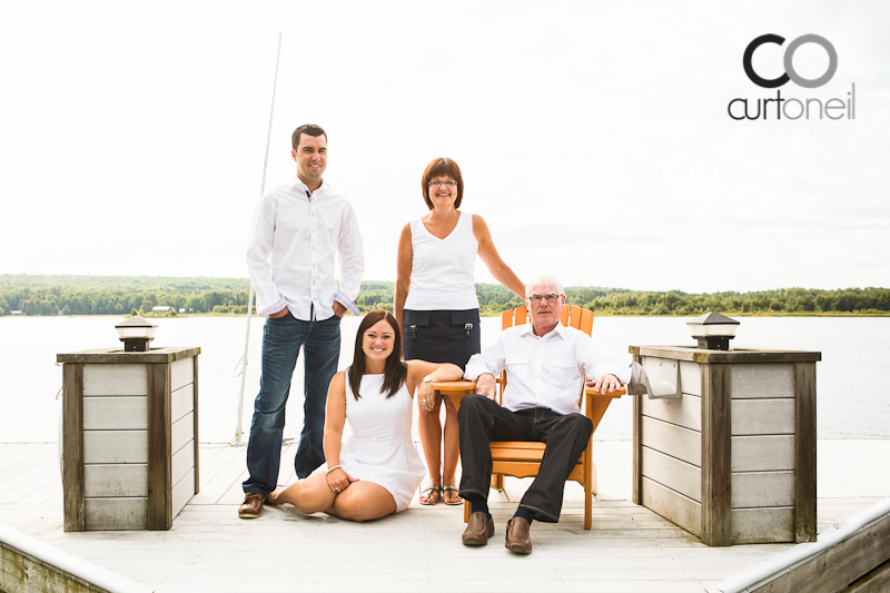 Sault Ste Marie Family Photography - McAndrew Family - St. Mary