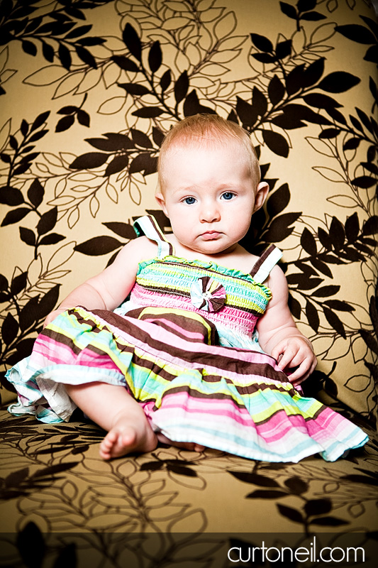 Baby photography - Isabelle