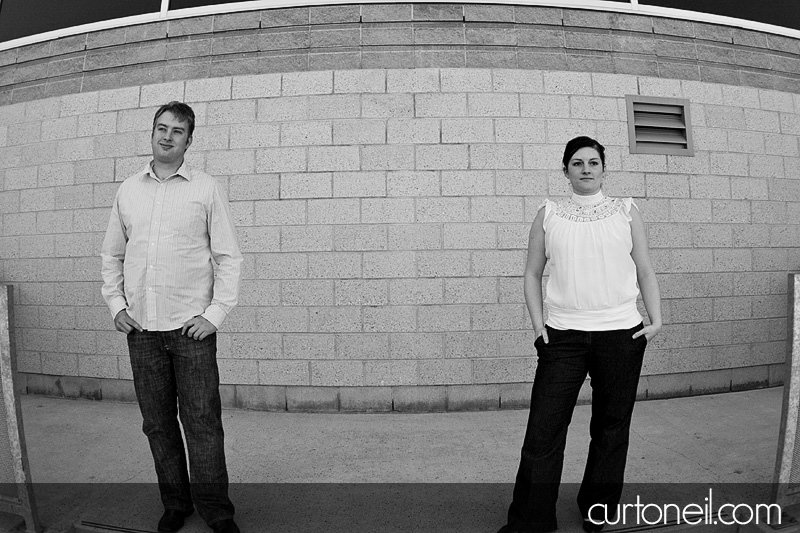 Jess and Mike Engagement Shoot - Curt O