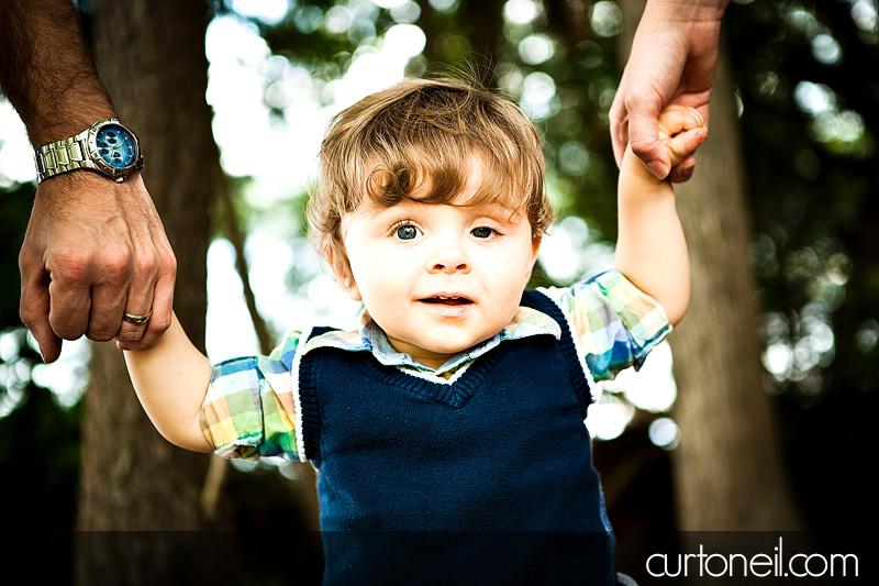 Sault Ste Marie Kid Photography - Blake