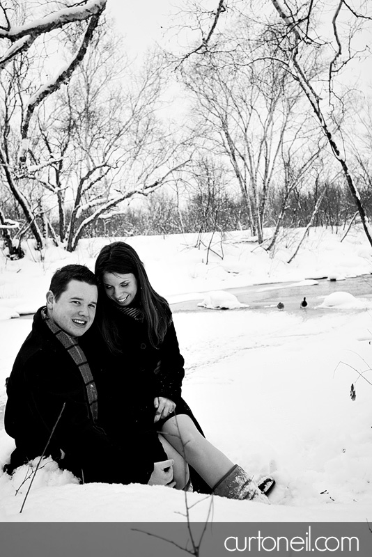 Curt ONeil Photographer - Wedding and Lifestyle Photographer - Sault Ste. Marie - Megan and Andre Engagement Shoot