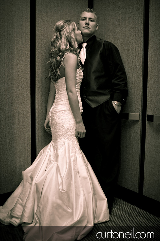 Marissa and Adam Wedding - Curt O