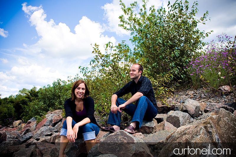Curt ONeil Photographer - Wedding and Lifestyle Photographer - Sault Ste. Marie - Nat and Matt Engagement Shoot
