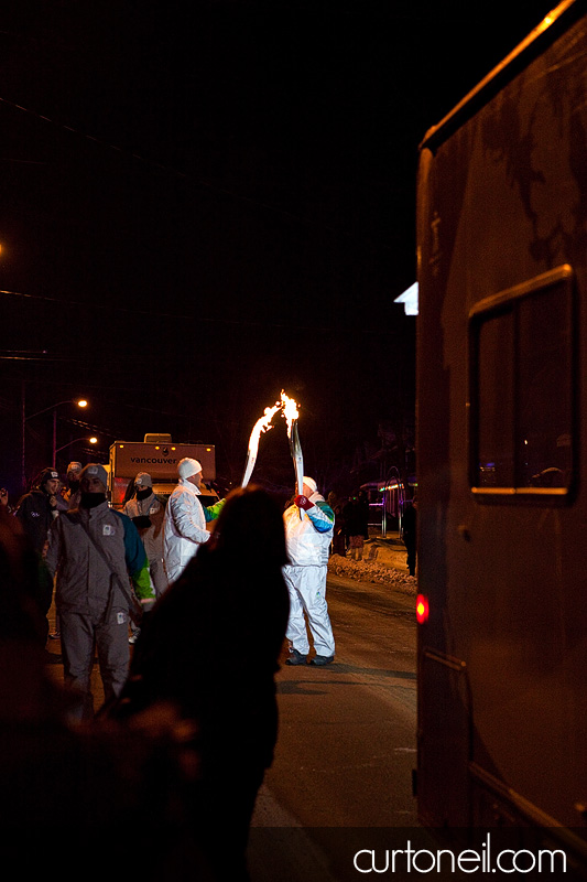Olympic Torch Relay - Sault Ste Marie