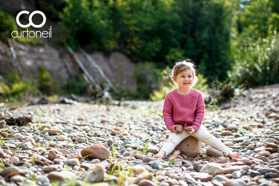 Sault Ste Marie Kid Photography - Reese's third birthday - chuck taylors, Wishart Park, summer