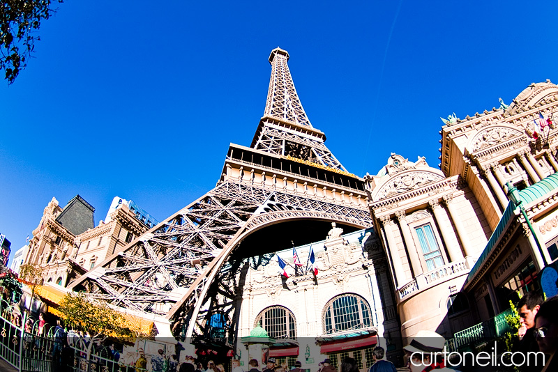 Paris, Hotel and Casino - Las Vegas - Curt O