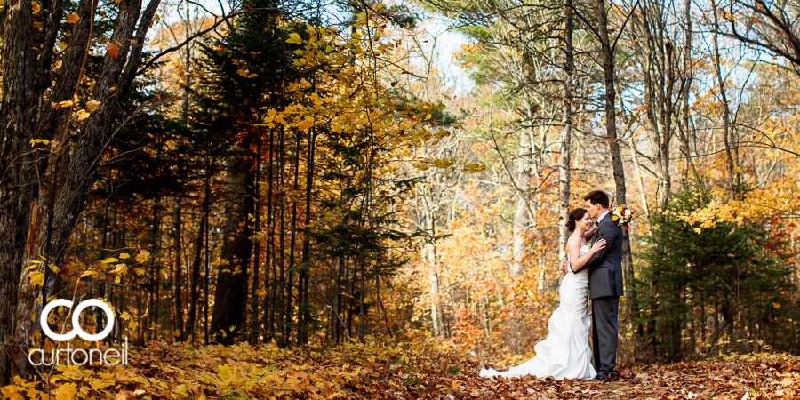 Sault Ste Marie Wedding Photography - Brianna and Josh - Thanksgiving, fall, colours, Hiawatha