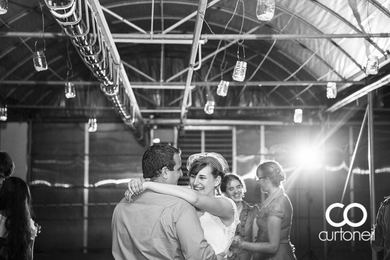 Sault Ste Marie Wedding Photography - Danielle and Brendan - Bruce Mines, Lawrence Springwater Farms, balloon, haybale, barn
