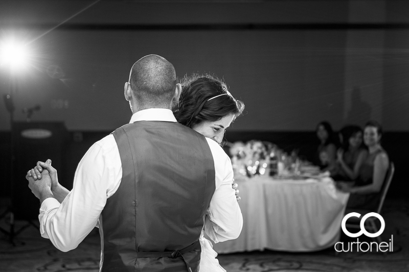 Sault Ste Marie Wedding Photography - Dawn and Tyler - Spring wedding, boardwalk, Comfort Suites