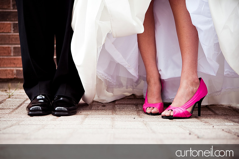 Hot Pink Shoes  Curt ONeil Photographer - Wedding and Lifestyle ...