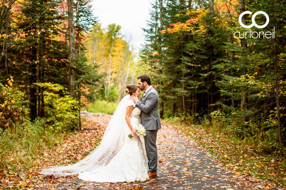 Sault Ste Marie Wedding Photography - Katey and Aaron - sneak peek, Fort Creek, fall
