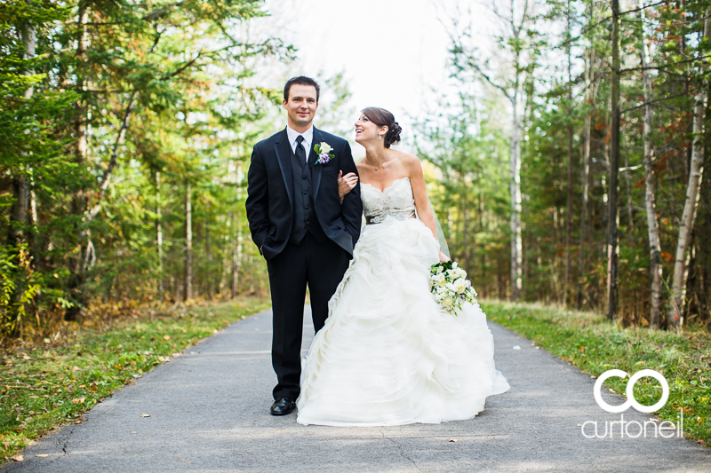 Sault Ste Marie Wedding Photography - Krista and Brian - fall, Fort Creek, Marconi, football