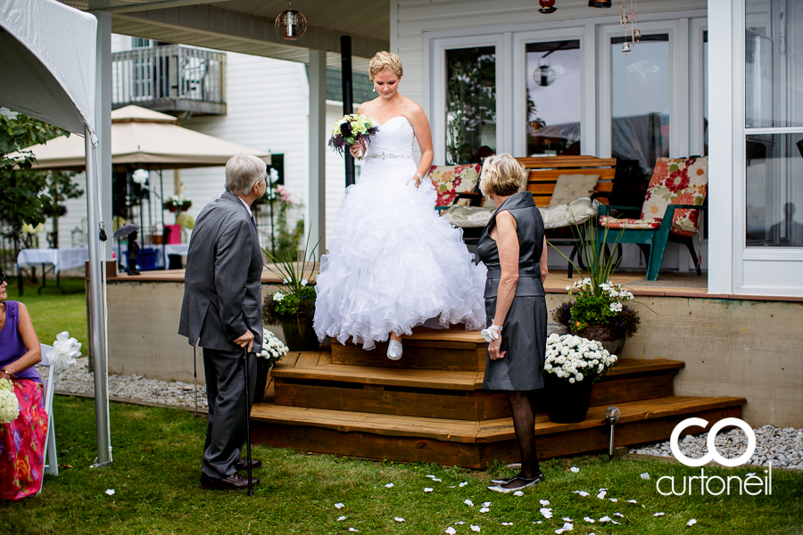 Sault Ste Marie Wedding Photography - Kristen and Nick - outdoor wedding, summer, beach, Havilland