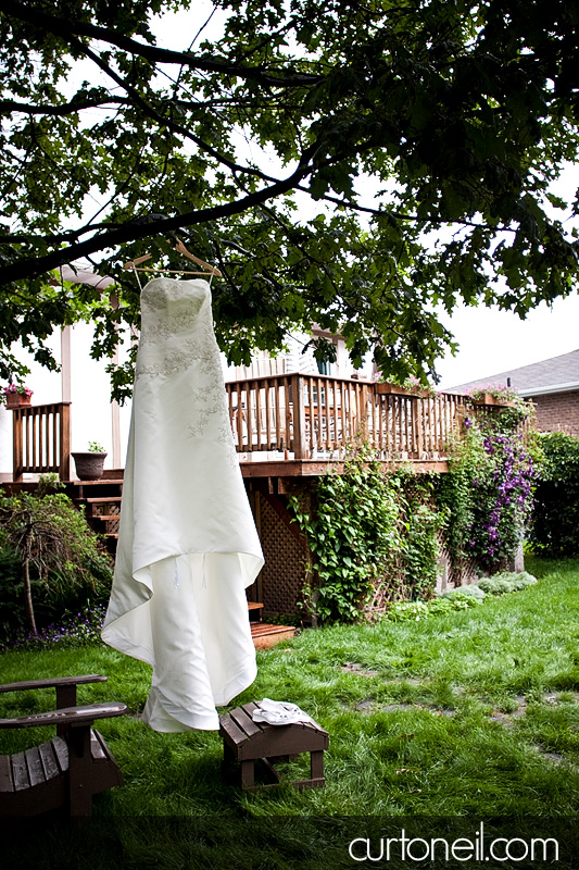 Sault Ste Marie Wedding - Megan and Andre - Curt O