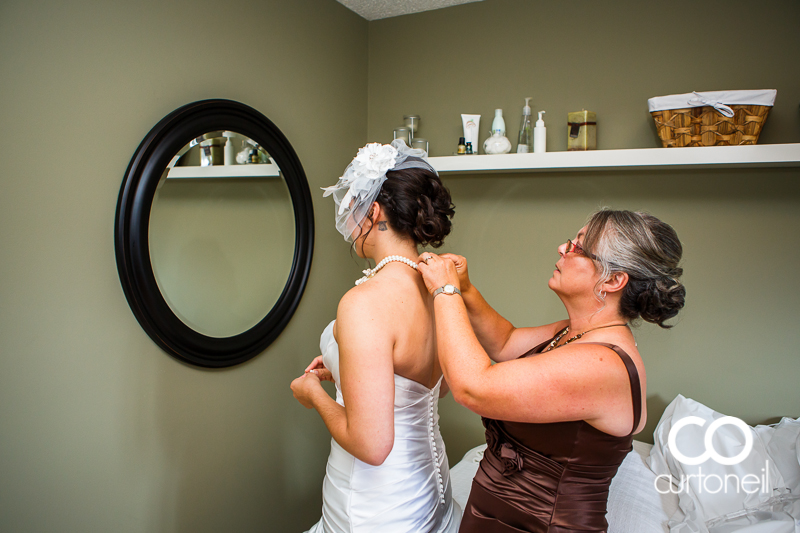 Sault Ste Marie Wedding Photography - May and Mark - summer wedding, Bihophurst, Delta, boardwalk