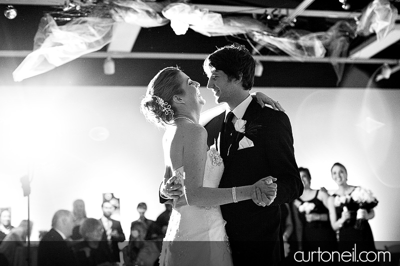 Sault Ste Marie Wedding - Sarah and Jake - witner wedding