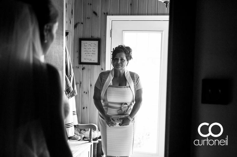 Sault Ste Marie Wedding Photography - Steph and Dan - summer, wedding, backyard