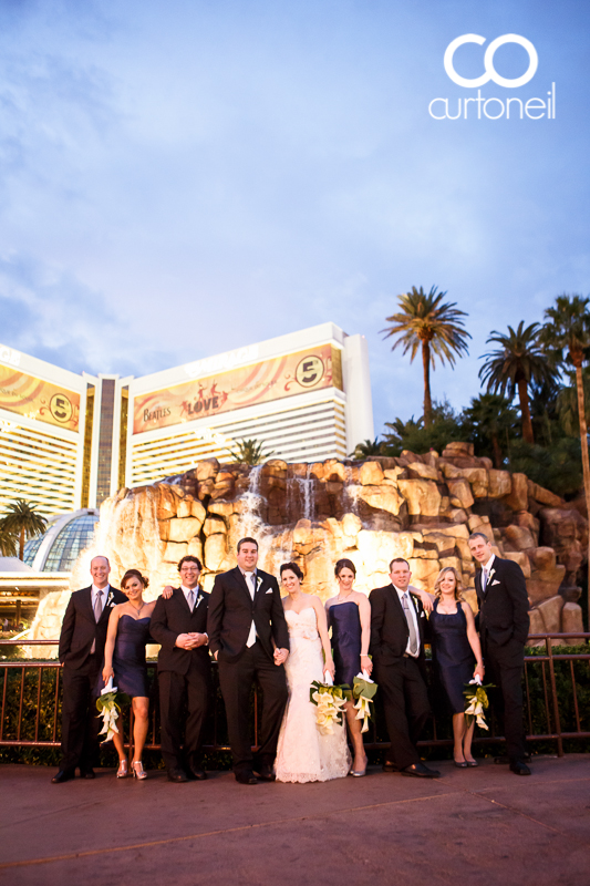 Sault Ste Marie Wedding Photography - Tricia and Marc - Las Vegas, winter, Mirage, Venetian, Las Vegas Strip