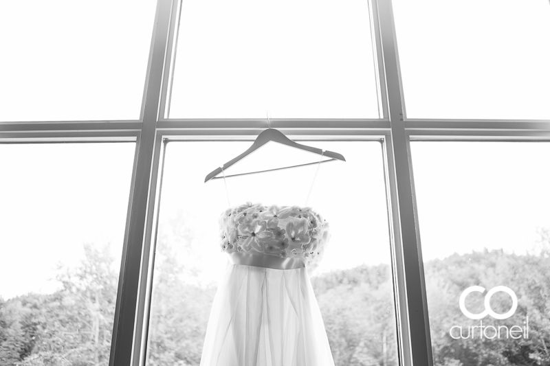Sault Ste Marie Wedding Photography - Laurentian Lodge Wedding, Elliot Lake - Val and PJ