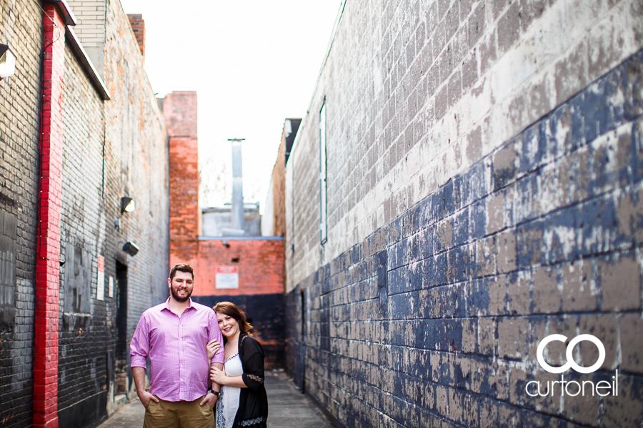 Liz and Spencer Sault Engagement
