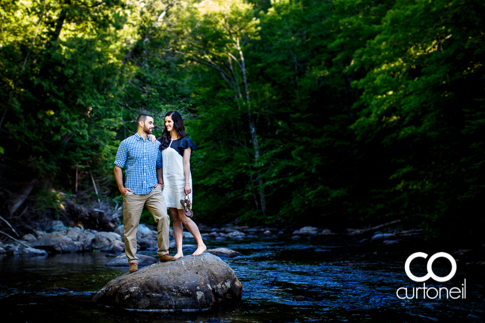 Kirstin and Jason - Engagement Sneak - Wishart Park