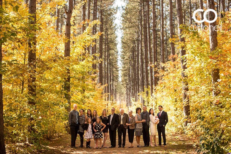 Celli Family - Hiawatha Highlands, fall