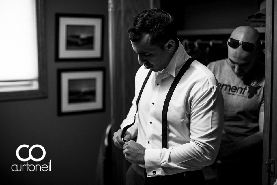 Natalie and Mark - Sault Wedding - St. Gregory