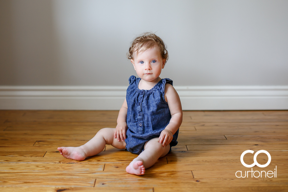 Addie - 1 year old - Child Photography