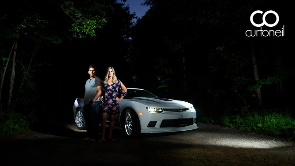 Jessica and Brandon - Sault Engagement Sneak Peek