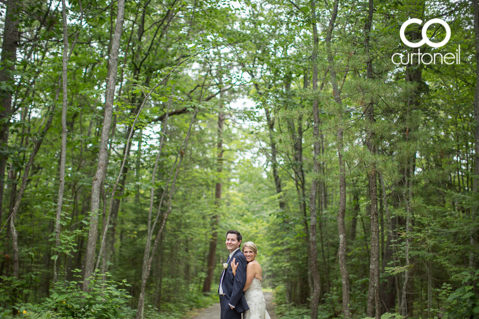 Marina and Matt- Sault Wedding - Sneak peek