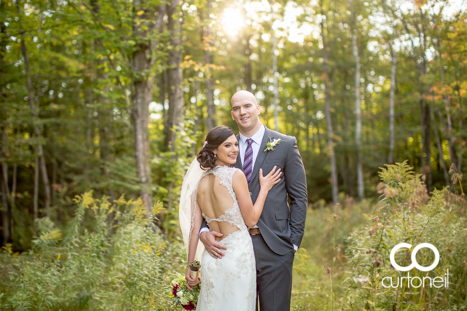 Allison and Jari - Sault Wedding Sneak Peek